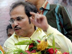 Adhir Chowdhury Is Removed From The Post President State Congress