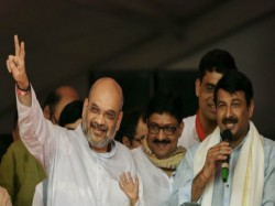 Amit Shah Says Manohar Parrikar Remain Goa Cm Changes Cabinet Soon