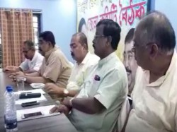 Opposition Comments On Threat Anubrata Mondal At Bolpur Party Office