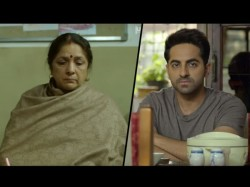 Ayushmann Khurranan Sanya Starrer Badhai Ho Trailer Looks Refreshing
