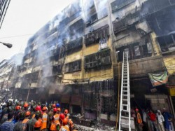 Fire Dept Files Fir Against Proprieter Ceo The Bagri Market