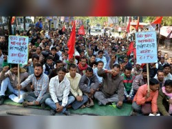 Trade Unions Call 2 Days Bharat Bandh