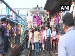 There Is No Impact Bharat Bandh Kolkata