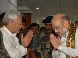 Nda Bihar Still Searching The Right Formula Sharing Seats Upcoming Lok Sabha Elections
