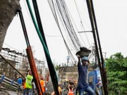 Pwd Rebuilding Majherhat Bridge Despite Time Cost Factors