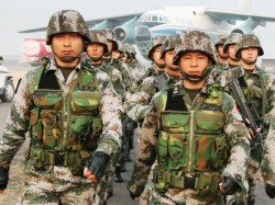 After Refusing India Bimstec Nepal Now Join Military Exercise With China