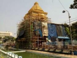 Know The Theme College Square Sarbajanin Durga Puja