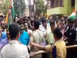 Tmc Panchayat Samity Leader Coochbihar Attacks Mamata Banerjee As Hitler