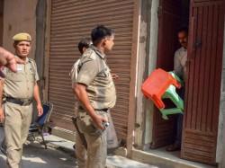 Delhi On High Alert Due Terror Threat