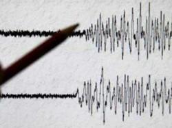 A Young Man Becomes Victim Earthquake At Siliguri