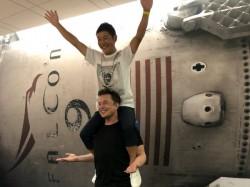 Spacex S First Moon Tourist Is Japanese Billionaire Yusaku Maezawa