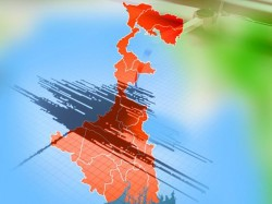 Morning Earthquake Shakes Kolkata North Bengal
