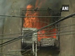 Fire Brigade Certificate Question Over The Fire At Bagri Market