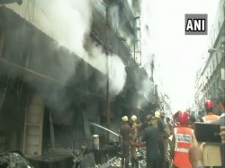 Sources Said Primary Cause Fire Is Short Circuit Front The Bagri Market