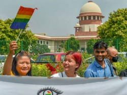 Celebration Mood Flooded Over India On After Sc Legalises Hosexuality