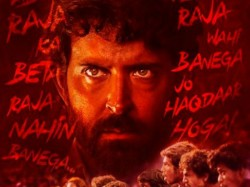 On Teacher S Day Hrithik Roshan Reveals His Film Super 30 S Poster