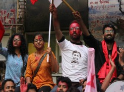 Jnu Painted Red As Left Sweeps Top 4 Posts Students Union