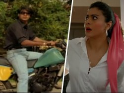 Helicoper Eela Song Ruk Ruk Kajol Reprises Tabu S Iconic Song From Ajay Devgn S Vijaypath