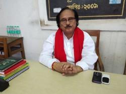 Lakshman Seth Attacks Against Bjp Complains Religious Division
