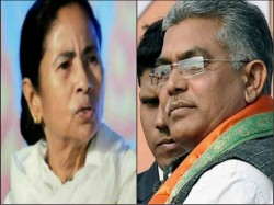 Dilip Ghosh Demands Nrc Against Mamata Banerjee S Orders On Bridge Issue