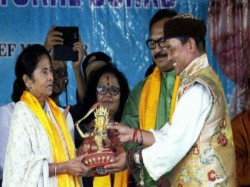 Chief Minister Mamata Banerjee Reached Darjeeling Her Three Day Visit