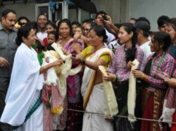 Chief Minister Mamata Banerjee Decided Set Up Tourism Centre At Lalkuthi In Darjeeling
