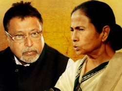 Bjp Leader Mukul Roy Takes On Cm Mamata Banerjee As Fascist