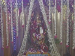Mayor Complained Parnashree Police Station Against Wife Ratna Over Ganesh Puja