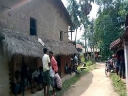 Two Sisters Allagedly Burned Death Their Elder Brother At Mayureswar Birbhum