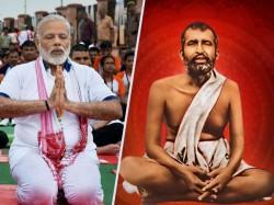 Bjp Leader Joy Banerjee Expresses Narendra Modi Like Ramkrishnadev