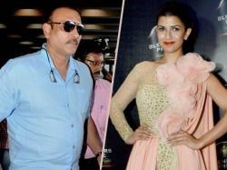 Ravi Shastri Opens Up On Rumours Link Up With Nimrat Kaur