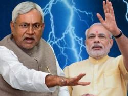 Nitish Kumar Upset With Seat Sharing Formula Bihar May Part Ways With Nda