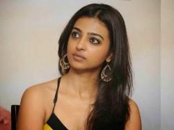 Stranger Sends Nude Clip Radhika Apte S Mom