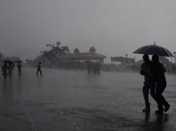 Heavy Rains Wreak Havoc North India High Alert Issued