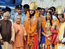 From Bjp Congress Choice Gods Political Parties Uttar Pradesh Ahead Lok Sabha Elections