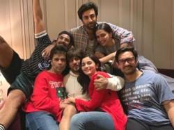 Karan Brings Aamir Shah Rukh Ranbir Kapoor Ranveer Deepika Togather In Pic