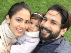 Shahid Kapoor Mira Rajput Name Their Son Zain Kapoor