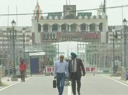 Pakistan Open Kartarpur Border Corridor Sikh Pilgrims India