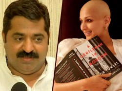Bjp Mla Ram Kadam Wishes Sonali Bendre Speedy Recovery After Her Wrong Tweet On Actress