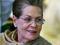 Former Congress President Sonia Gandhi On Private Visit Goa Photo Goes Viral