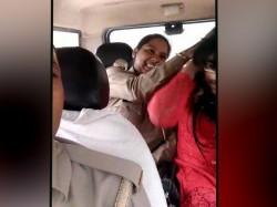 Up Cops Assault Woman Alleged Relationship With Muslim Man