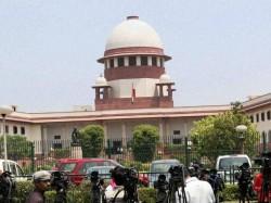 Supreme Court S Five Judge Bench Leaves Decision On Criminal