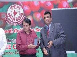 Suresh Prabhu Inaugurates Ivrs Based Mobile Application Service Coffee Farmers