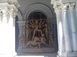 Know The History Taki Jaminder Bari Durga Puja
