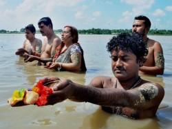 Know The Tarpan Ritual Mahalaya Facts About Prtripaksha Devi Paksha