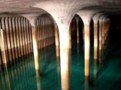 An Underground Reservoir Is Invented Near The Bagri Market
