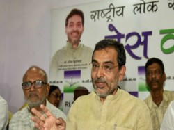 Nda Ally Upendra Kushwaha Rejects Bjp S 20 20 Seat Sharing Formula For 2019 Lok Sabha Polls