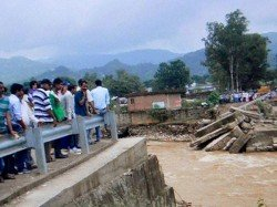 Kuno River Bridge Madhya Pradesh Collapses 3 Months After Construction