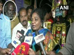 Bjp Leader Chennai Allegedly Assulted Auto Driver Asking About Fuel Price