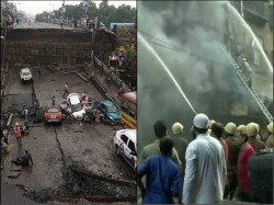 Opponent Attack Mamata Banerjee Government On Bagri Market Fire